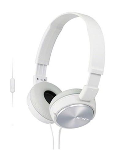Sony MDR-ZX310APW Kafabantlı Mikrofonlu Kulaklık Renkli
